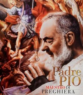 Padre Pio maestro di preghiera. Il calendario Voce di Padre Pio
