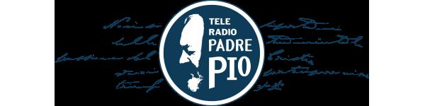 Logo Tele Radio Padre Pio